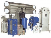 Variety of Heat Exchangers